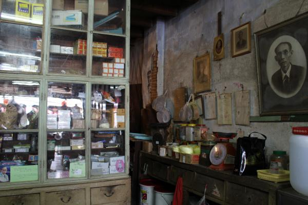 Apothecary in Phuket Old Town