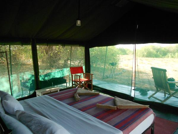 Lake Natron Halisi Camp
