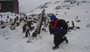 Exploring the continent of Antarctica