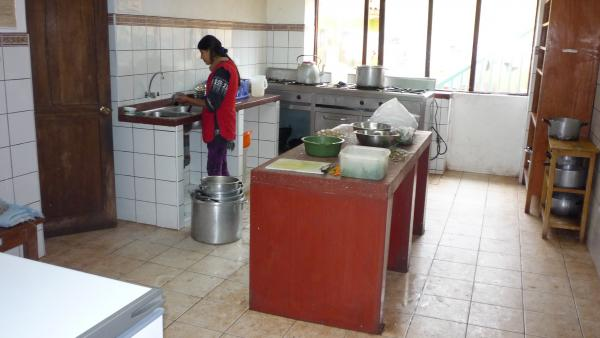 Mantay Shelter Kitchen