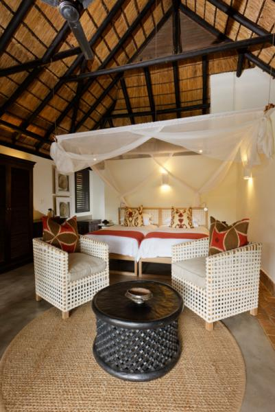 Guest Chalet at Mfuwe