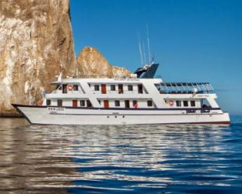Cruise the Galapagos on the San Jose ship