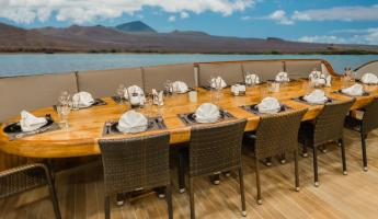 Cruise the Galapagos on the Sea Star Journey ship