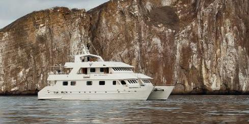 Cruise the Galapagos on the Seaman Journey ship