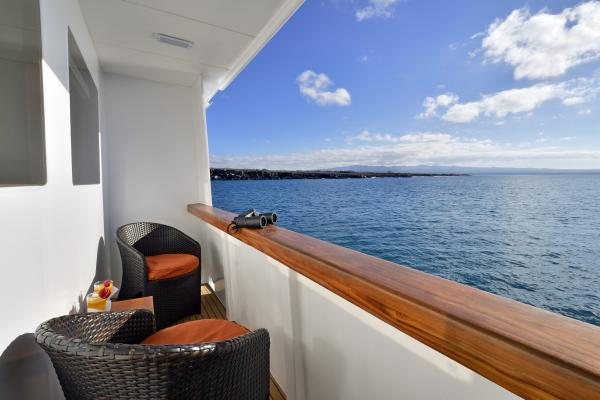 Cruise the Galapagos on the Celebrity Xploration