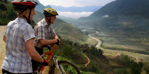 Bike the Sapa Valley