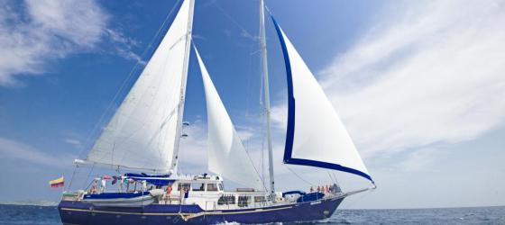 Cruise the Galapagos on the Beagle ship