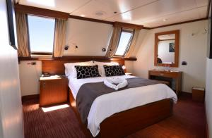 Deluxe stateroom on the Celebrity Xperience