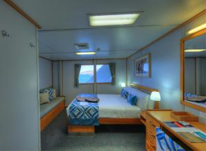 Coral Expeditions I - Deluxe Stateroom Double