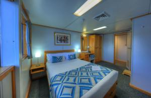 Coral Expeditions I - Stateroom