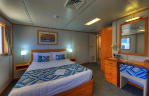 Coral Expeditions I - Upper Deck Stateroom