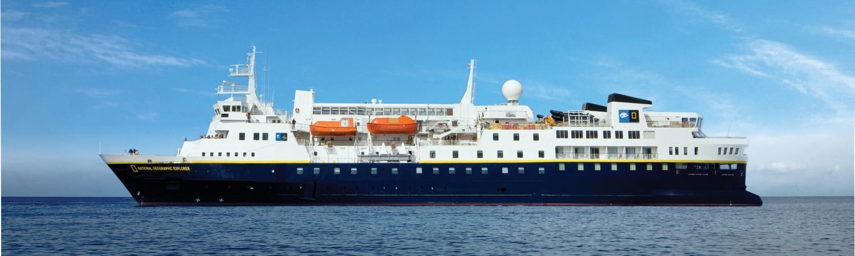 The National Geographic Explorer - Luxury Arctic & Antarctic Cruise Ship