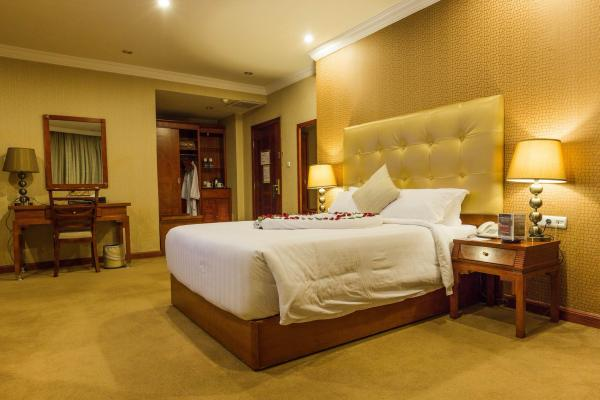 Enjoy a comfortable stay at Jupiter Hotel