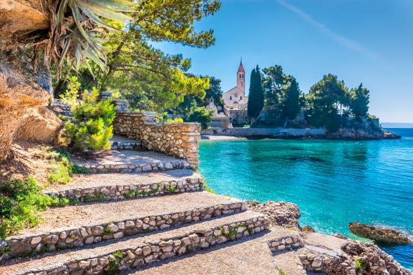 Dominican monastery in Bol on Brac Island