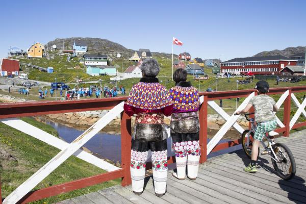 Greenland People