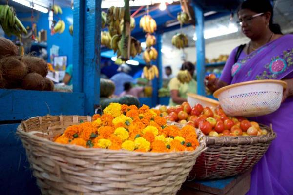 Taste local fruits of the Andaman Islands