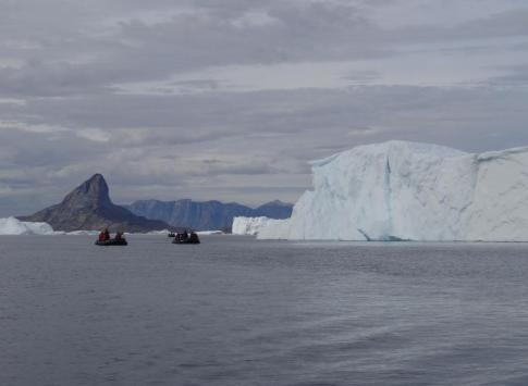 Uummannaq, Zodiacs and Ice