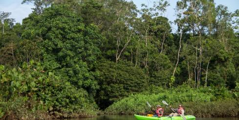 Kapawi Amazon Lodge