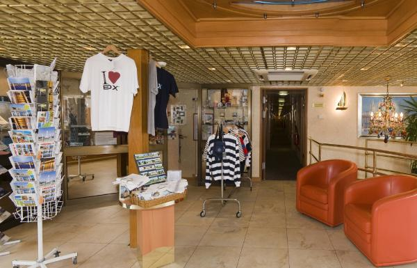 Gift Shop on the MS Princesse d'Aquitaine