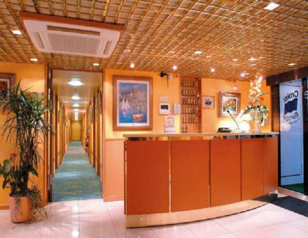 Reception on the MS Fernao de Magalhaes