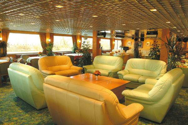Lounge-bar on the MS Infante Don Henrique