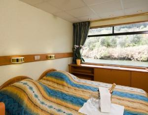 Cabins on the MS Vasco de Gama