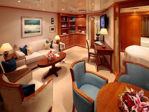 Owner's Suite on the Sea Dream