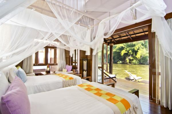 FloatHouse River Kwai room