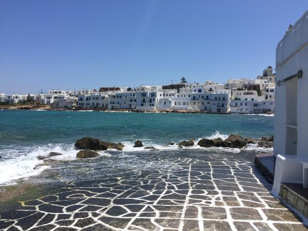 Adventures in Paros!