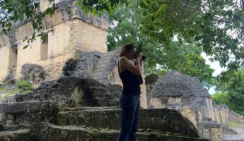 Capturing the beauty of Tikal
