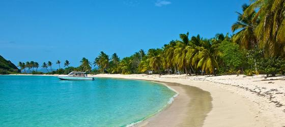 Mayreau Island, St Vincent and Grenadines