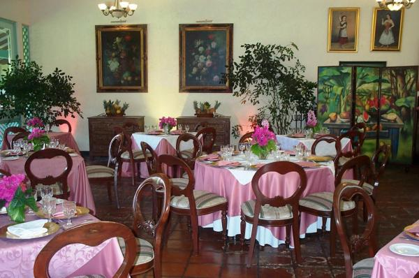 El Victoriano, the restaurant