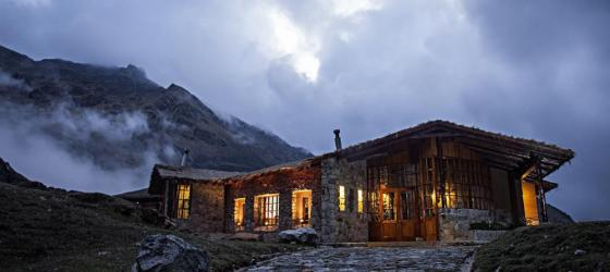 Wayra Lodge on Salkantay Trek