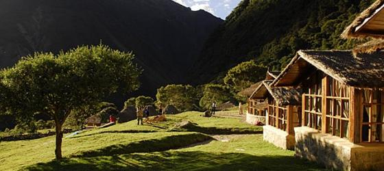 Colpa Lodge on Salkantay Trek