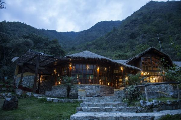 Lucma Lodge on Salkantay Trek
