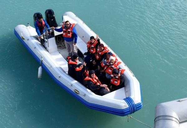 Enjoy shore excursions on your Spirit of the Glaciers cruise