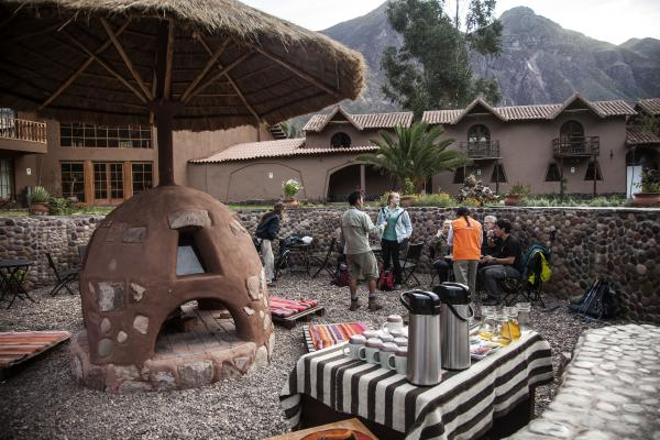 Lamay Lodge used on Sacred Valley Adventure