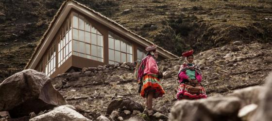 Huacahuasi Lodge on Sacred Valley Adventure