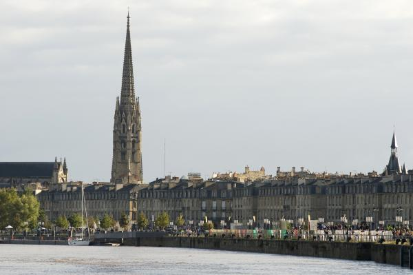 Pointe Saint Michel, Bordeaux