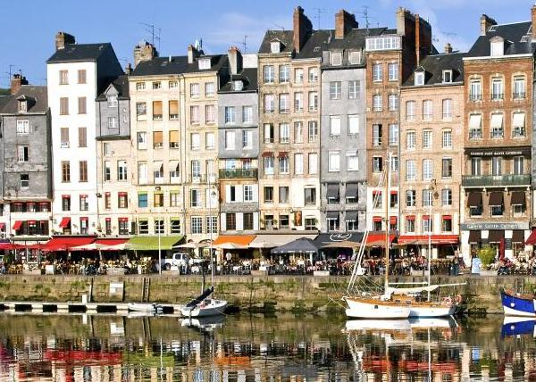 Explore the picturesque Honfleur