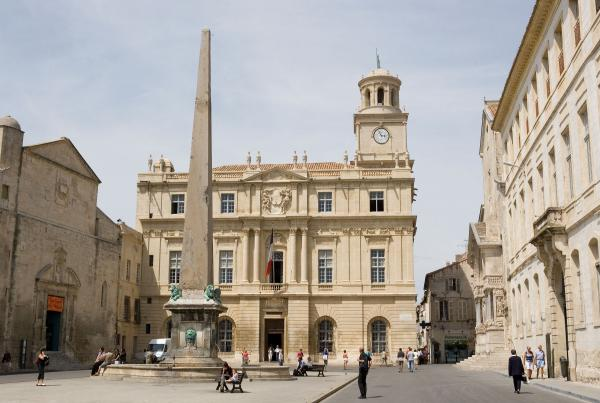 Place de la Republique, Arles