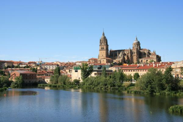 New Cathedral, Salamanca