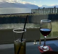 Happy Hour at Remota Patagonia Lodge
