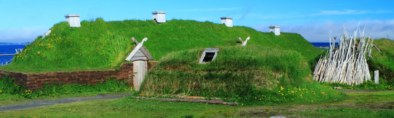 Viking settlement, Anse-aux-Meadows