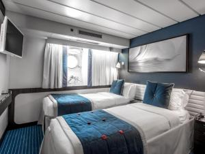 Le Ponant Category 1 Stateroom