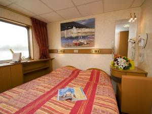 Cabins aboard the MS Princesse d'Aquitaine
