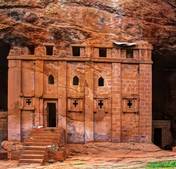 Rock Hewn churches of Lalibela