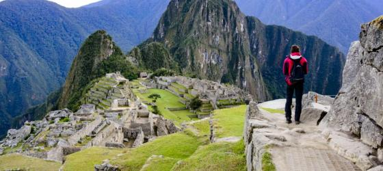 Hiking to Machu Picchu on the Inca Trail