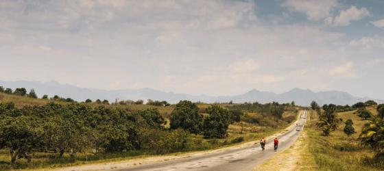 Cycling through the revolutionary landscape of Cuba