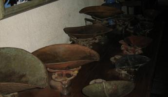old artifacts in El Convento, Leon